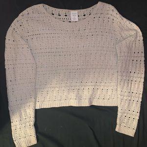 Comfy Old Navy Crop Sweater